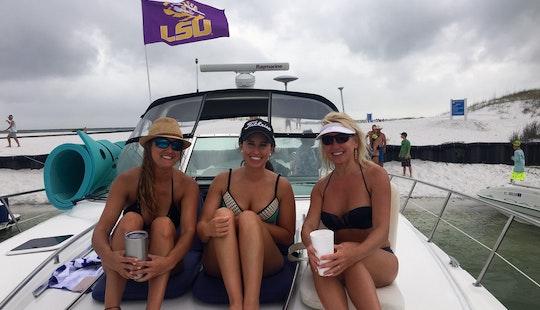 41' Motor Yacht Charter In Destin, Florida
