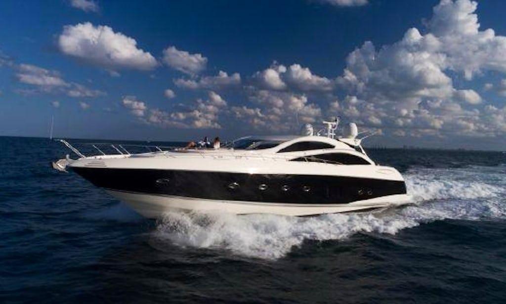 Yacht Rentals Miami 82 Predator Miami Florida Keys The