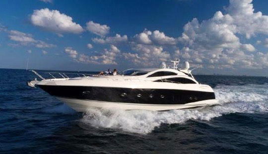 Yacht Rentals Miami - 82' Predator - Miami, Florida Keys, The Bahamas!