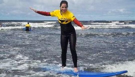 Weeklong Surfing Course In Kerry, Ireland