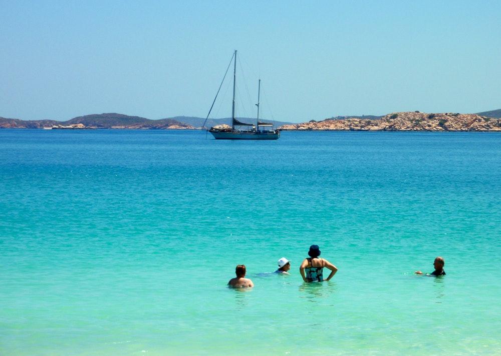 Beach in Western Australia