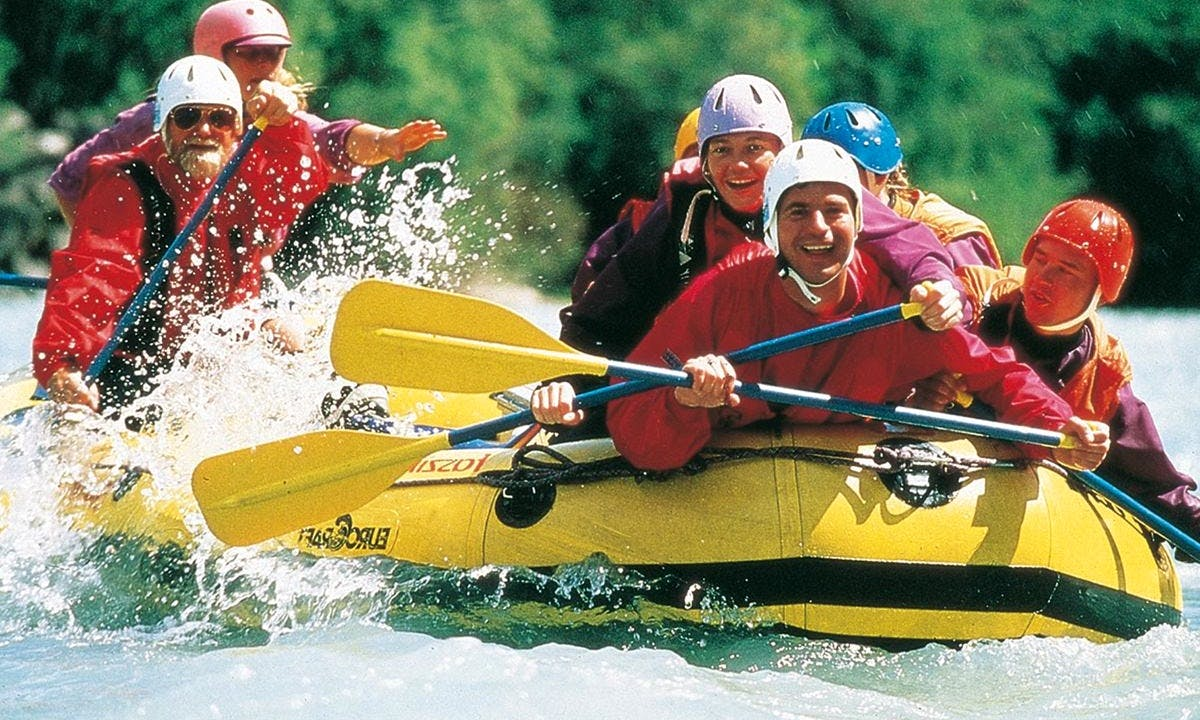 Extreme Water Adventure Rafting in Antalya, Turkey for up to 5 Person