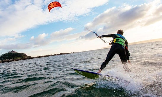 Experience Kiteboarding Lessons In Red Sea Governorate, Egypt