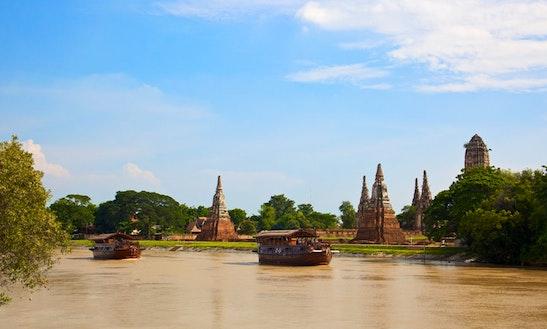 2-night River Cruise (bangkok - Ayutthaya)