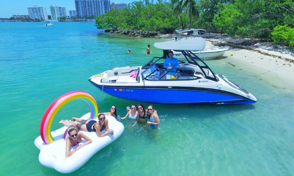 Jet Boat / Sandbar / Bachelorettes & more