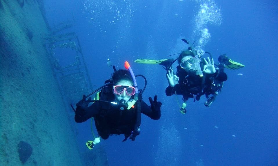 Experience The Thrill Of Underwater Scuba Diving in Protaras, Cyprus