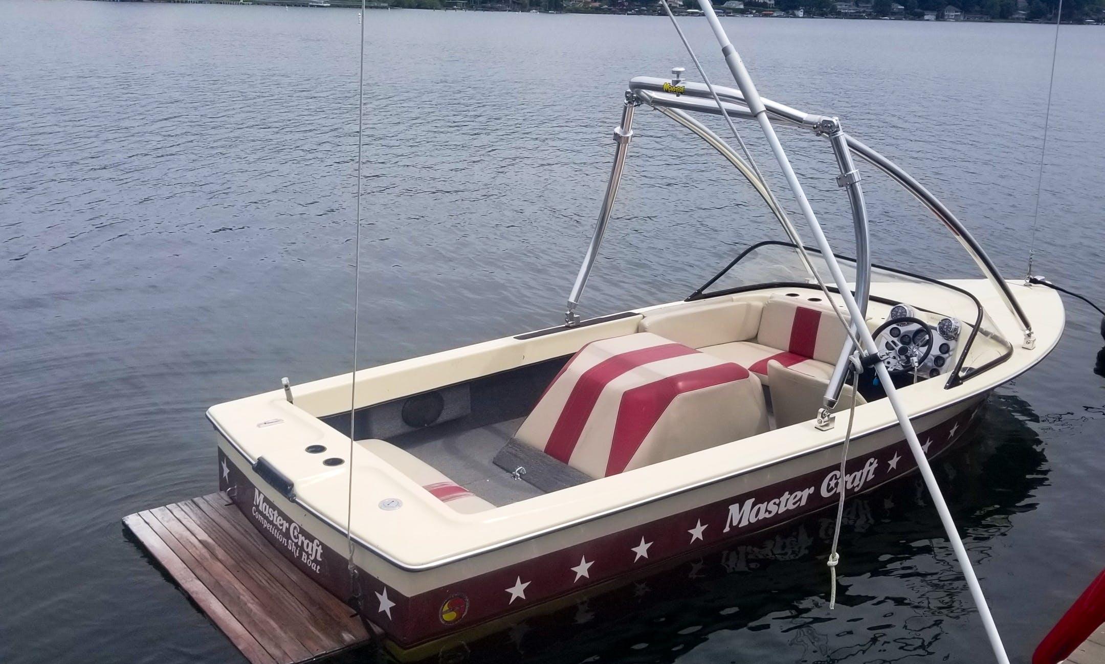 Rent this MasterCraft in Lake Stevens