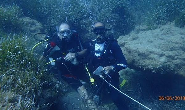 Enjoy Diving Lessons And Discover The Under Water World in Girne, Cyprus