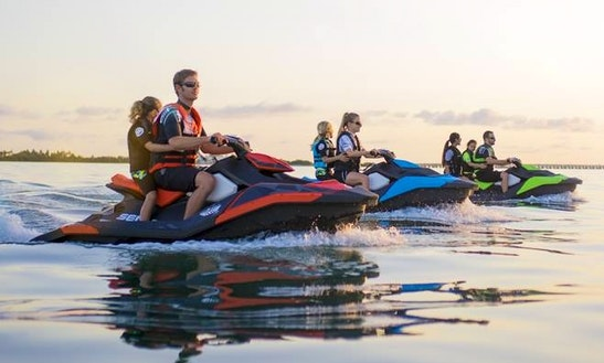 Seadoo Jet Ski Rental In Trent Lakes, Ontario