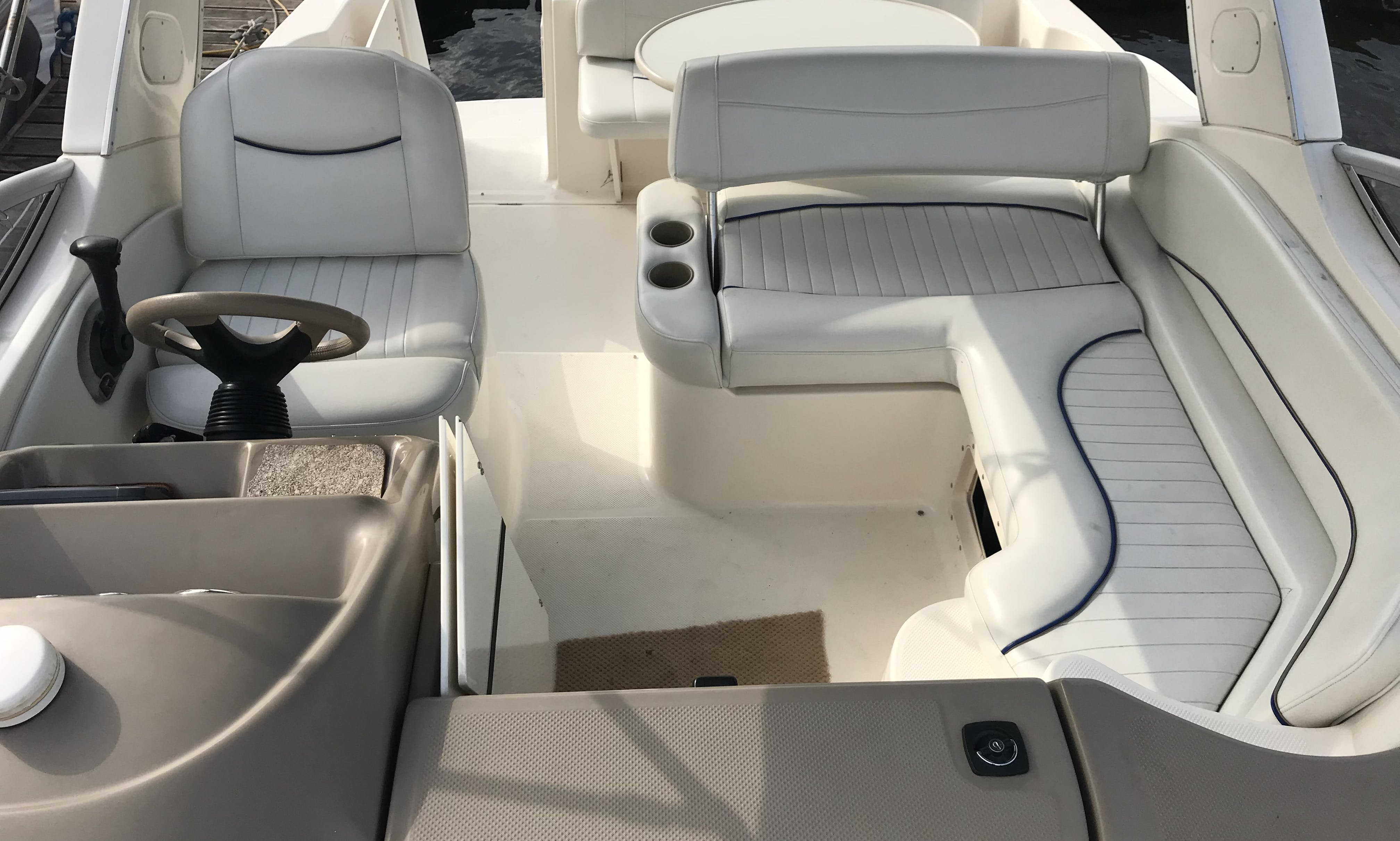 Motor Yacht rental in Kyiv