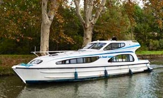 Book The Arts And History Cruise Aboard The 39' Canal Boat For 6 Person