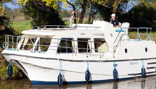 Enjoy A Little Brittany Short Break Cruise On A 29ft