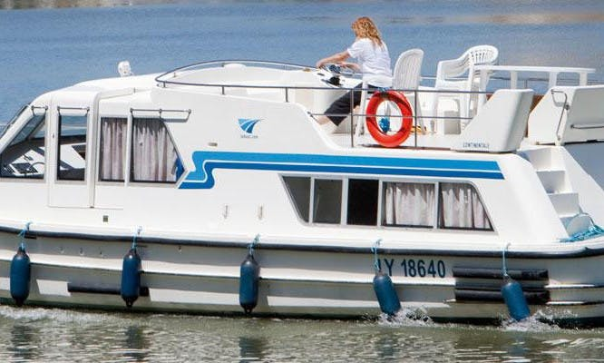 Unforgettable Boating Trip in Brittany, France