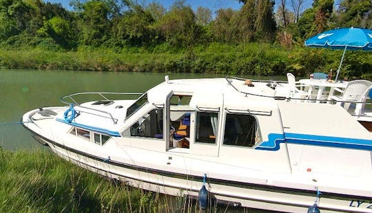 The Classic Nivernais Cruise Aboard A 2 Cabin Canal Boat