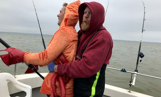 Fast Offshore Fishing From Southend On Sea