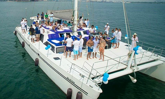 Have An Amazing Time On Maxi Cat 65 Cruising Catamaran In Cartagena, Colombia