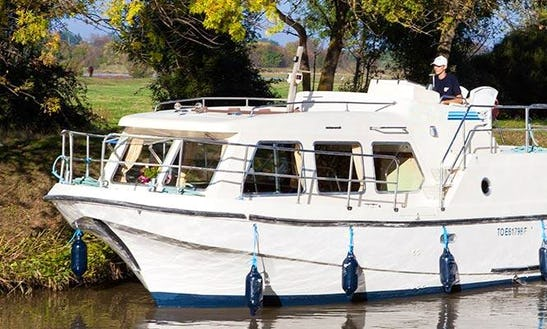 Take A Vacation Cruise In Alsace-lorraine, France