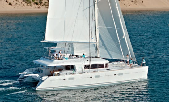 Sail The Bahamas In Style! All Inclusive Lagoon 620 Catamaran Charter