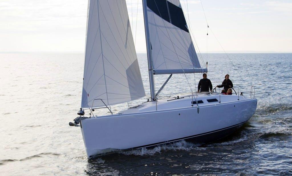 Malahi Varianta 37 available for Charter in Hurghada, Egypt