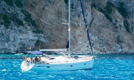 Amazing Sailing Cruise In Sardinia, Italy On A 37' Bavaria Cruiser Yacht
