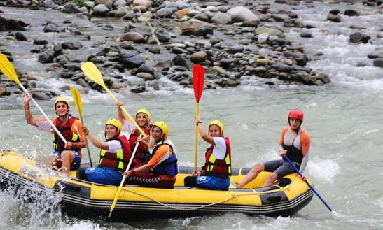 Amazing River Rafting Trips Available In Rize, Turkey At Very Affordable Price