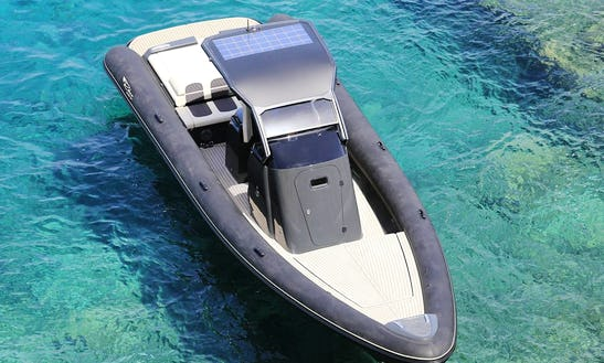 Scorpion Seafarer 36 Rigid Inflatable Boat Available For Charter In Athens, Greece,