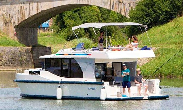 The Taste of Canada Short Break Boat Cruise for 5 Person in Ontario, Canada