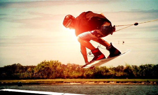 Try Boarding On Water With Our Superb Wakeboard In Jelsa, Croatia
