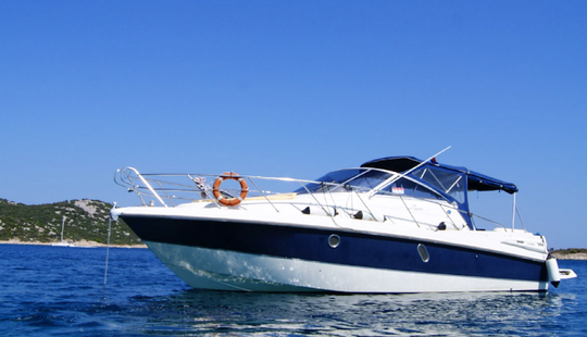 Elegant Cranchi 32 Available In Porto Rotondo, Sardegna