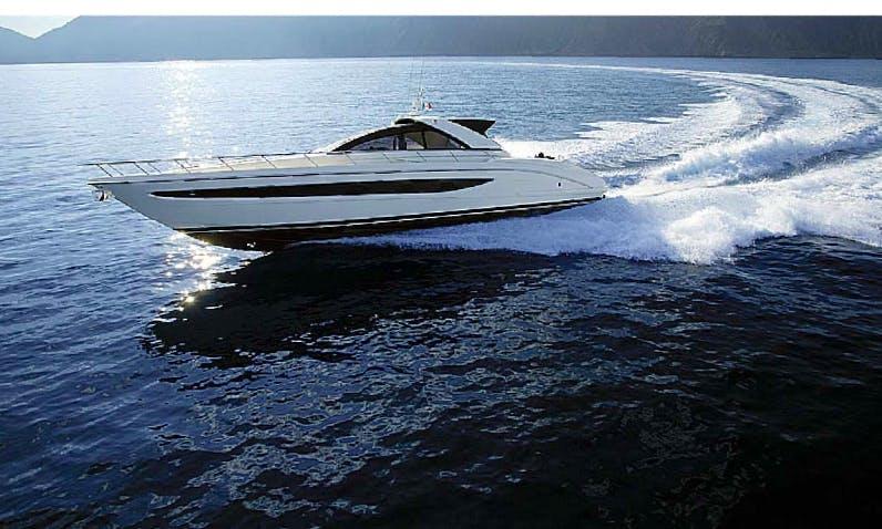 RIVA VERTIGO 63 available for charter in Porto Rotondo, Sardegna