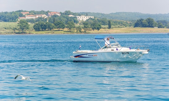 Motor Yacht Rental In Poreč