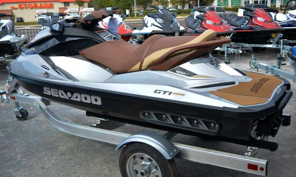 Rent This Sea Doo GTI LIMITED 155 | GetMyBoat