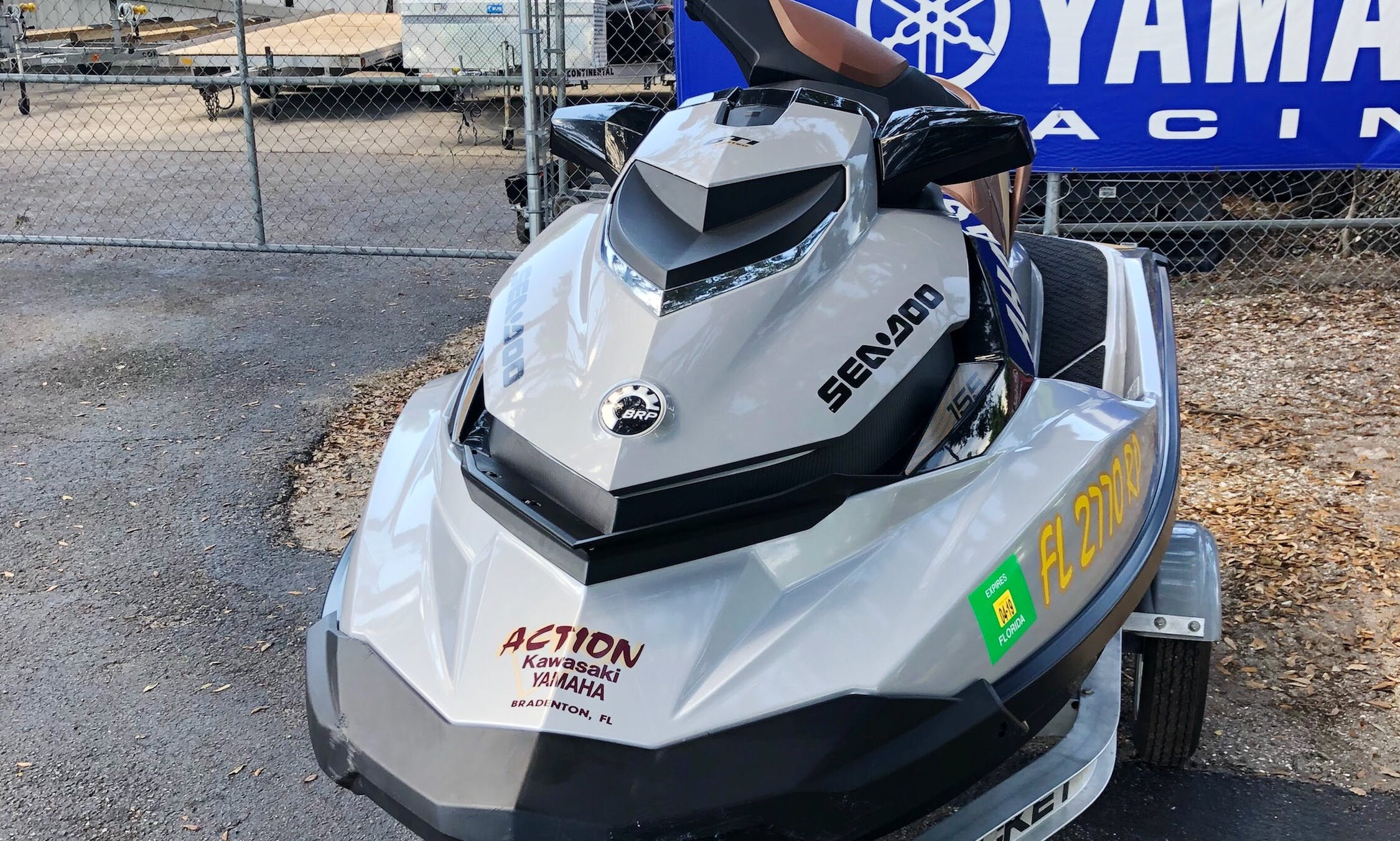 Rent This Sea Doo GTI LIMITED 155