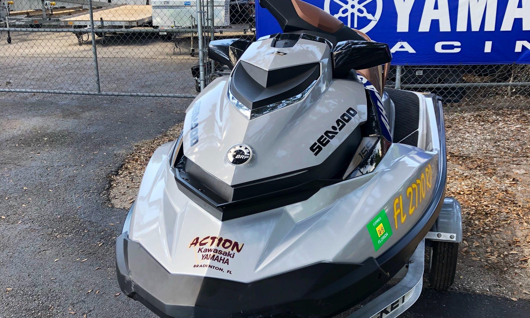 Rent This Sea Doo GTI LIMITED 155 Jet Ski in Sarasota