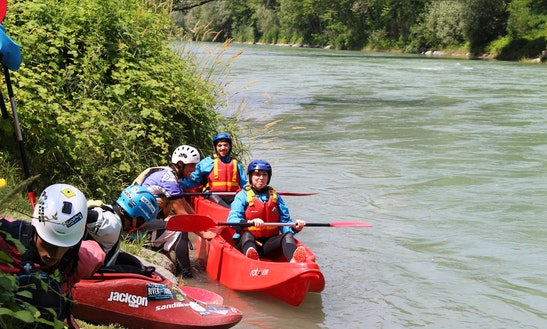 Kayak Fun Into The Wild - Castione Andevenno / Valtellina / Lombardia