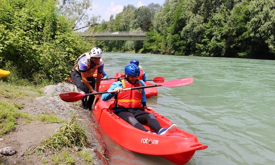 Kayak Fun Boater X-treme - Castione Andevenno / Valtellina / Lombardia