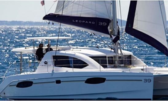 Sevenstar 39' Lagoon Charter @ Port Dickson