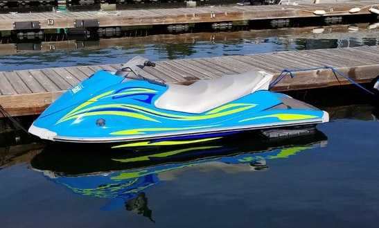 Rent A Jet Ski In Penticton, Canada For $100 Per Hour