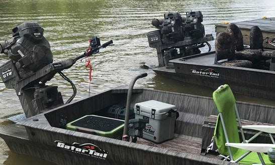 Jon Boat In Baton Rouge