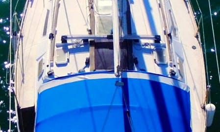 Cruising Monohull rental in Fajardo