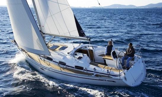 Hit The Water On 35' Bavaria Cruising Monohull In Varna, Bulgaria