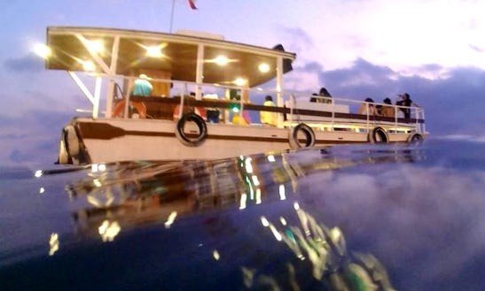 Fun Time In Byblos, Lebanon Aboard This Beautiful Center Console Perfect For 25 Pax