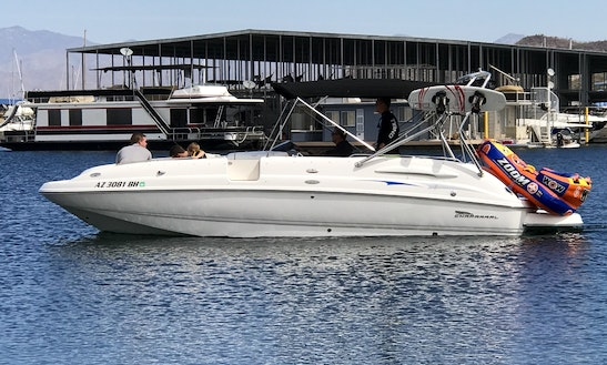 Gorgeous 25ft Chaparral 252 Sunesta Sport Boat