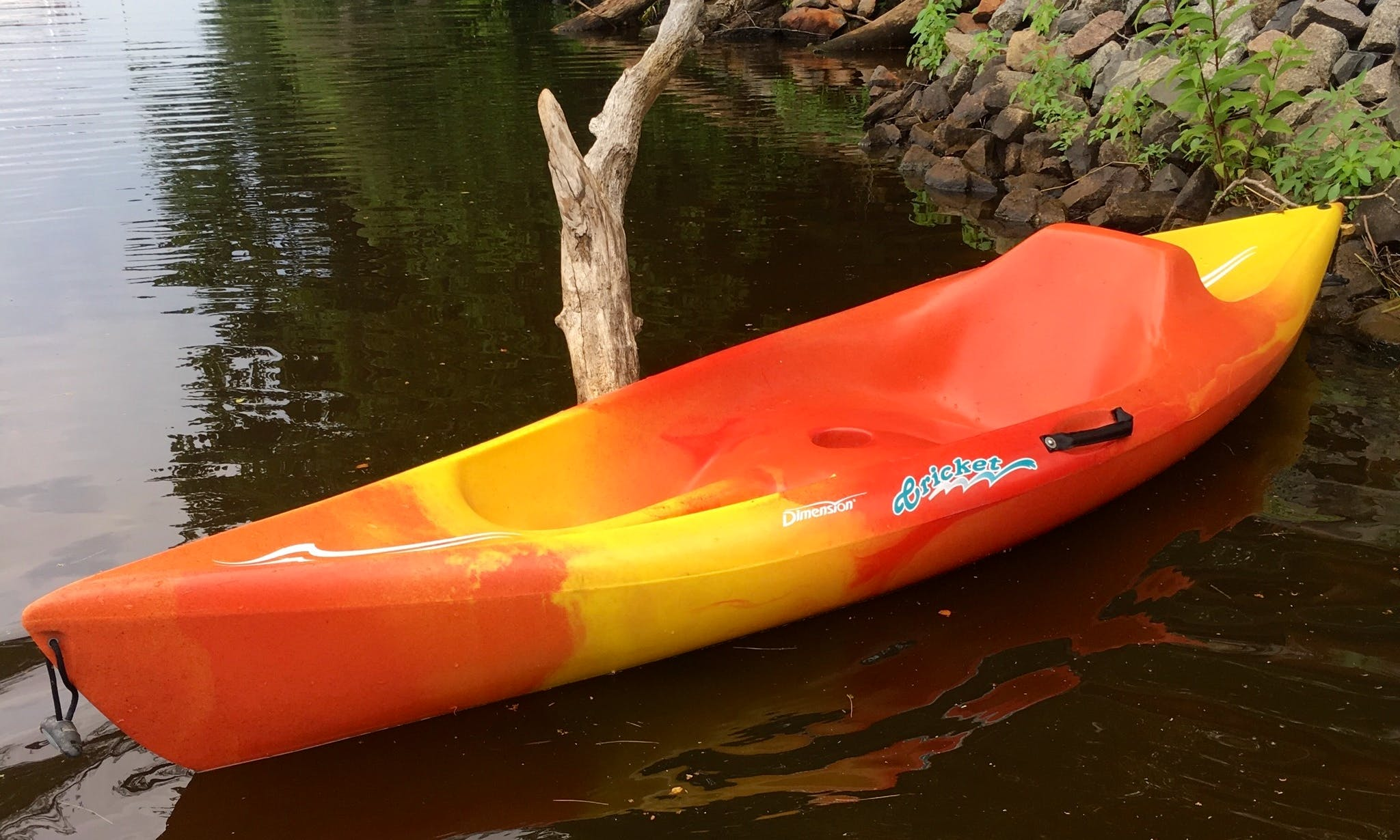 Sit on Top Single Kayak for Rent in Wisconsin Rapids, WI