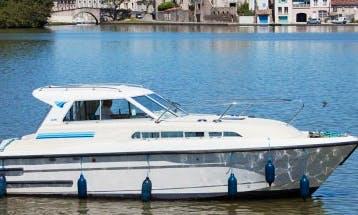 "Memorable Cruise in Alsace-Lorraine, France on a ""Capri"" Boat"