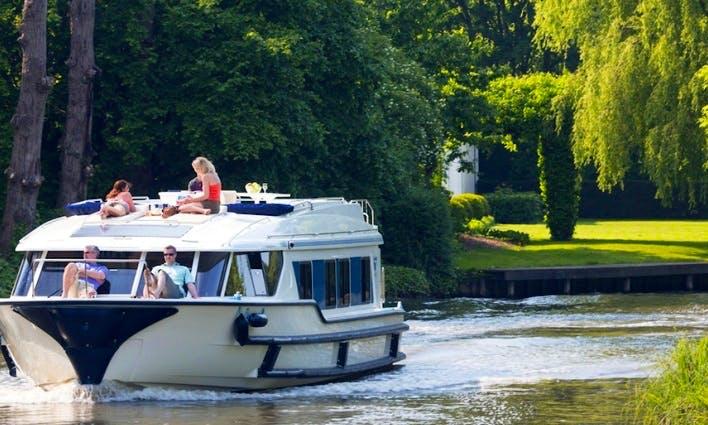 Explore the fabulous waterways in Alsace-Lorraine, France