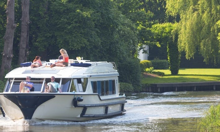 Explore the fabulous waterways in Alsace-Lorraine, France