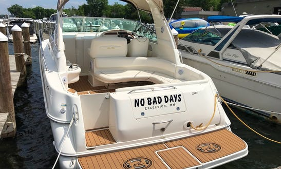 Sea Ray Sundancer 310, Lake Days, Dinner Cruises, Brewery Tours
