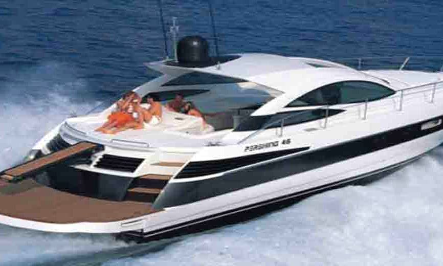 €1700 Yacht rental in Ornos, Greece for up to 8 people