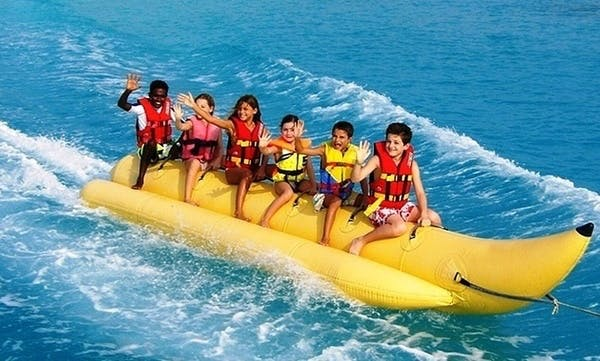 Have an amazing tubing experience in Kashid, Maharashtra